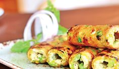 Matar Khoye Ka Seekh...  This creamy seekh kebab is such an approachable and no-fuss preparation that you will find yourself making this often for snacks and as an accompaniment to your meals.