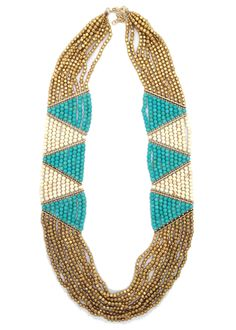Boho Necklace – Teal House Collection