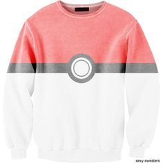 Pokeball Sweatshirt