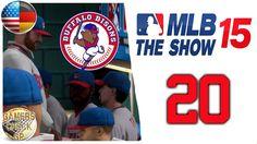 MLB 15 #20 - Knapp verloren - Let's Play MLB 15: The Show