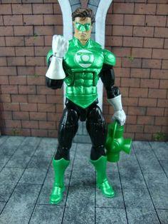 New 52 Green Lantern Hal Jordan (Marvel Legends) Custom Action Figure