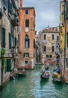 Venice, Italy by Theresa Rasmussen