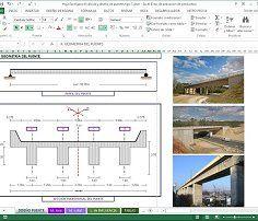 Hojas De Calculos Y Programas Para Ingenieria Civil Xls Hoja De Calculo Excel Para Diseno De Refu Hojas De Calculo Hoja De Calculo Excel Plantillas Excel