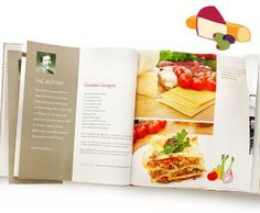 My Recipes DIY Cookbook of your favorite recipes with this clean and simple design printed by shutterfly.