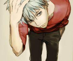 maliiiik:    #anime guy illustration