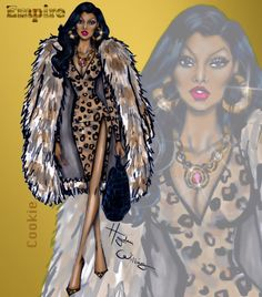 #Empire: Cookie Lyon by Hayden Williams| Be Inspirational ❥|Mz. Manerz: Being well dressed is a beautiful form of confidence, happiness & politeness