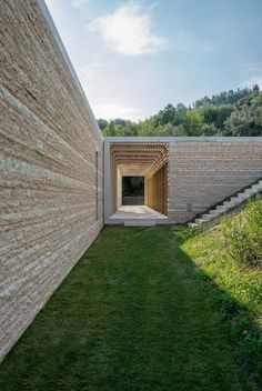 sir david chipperfield architects / villa d-c, lago di garda