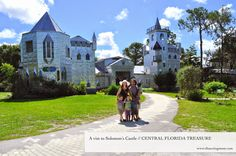 The Acting Mom: A visit to Solomon's Castle // CENTRAL FLORIDA TREASURE