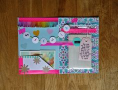 365 Days of Mail: OUTGOING MAIL: Birthday booklet for Silvia