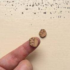 1 Pair Betty Pebble Geos Laser Cut Bamboo by CraftyCutsLaser #diyjewellery #makenecklace #makeearrings #makebrooch #makeyourownaccessories #DIYNecklace #lasercutfindings #buylasercutshapes #craftycuts #makeearrings #earringfindings #earringsupplies