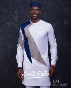 Hello,Today we bring to you 'Outstanding Native Wears for Men'. These Native wears for men are the b African Shirts For Men, African Dresses Men, African Attire For Men, African Clothing For Men, African Wear, African Outfits, Nigerian Men Fashion, African Men Fashion, Dashiki For Men