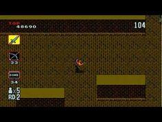 Rambo III SEGA GENESIS MEGA DRIVE (Full Game)
