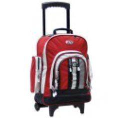5 Greatest Rolling Backpacks: CalPak Rolling Backpack