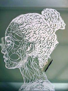 Zelfgemaakt: Paper Art Love - Papierkunst
