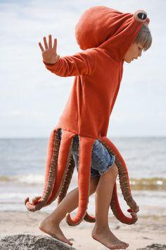 Octopus Costume, Flamingo Costume, Bat Costume, Costume Works, Costume Ideas, Cute Baby Halloween Costumes, Girl Costumes, Halloween Kids, Animal Costumes For Kids