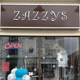 Zazzy's  A cute little boutique  175 Hurontario Street  DOWNTOWN COLLINGWOOD Blue Mountain, Neon Signs, Boutique, Street, Shopping, Boutiques, Roads