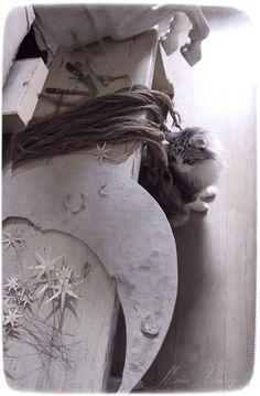 Méas Vintage Hobbit, Shabby, Lion Sculpture, Statue, Art, Vintage Ideas, Scandinavian, Art Background, Kunst
