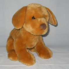 Douglas Cuddle Golden Lab Retriever Puppy Dog Plush Stuffed 12 Inches #DOUGLAS
