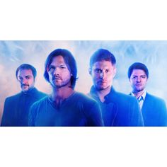 'Supernatural' Season 10 Poster Wrestle Your Demons ❤ liked on Polyvore featuring supernatural and spn