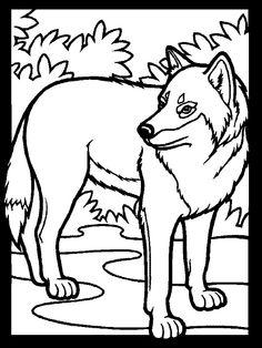 Disegni da colorare per bambini. Colorare e stampa Animali 193