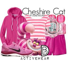 Cheshire Cat by leslieakay on Polyvore featuring Glamorous, NIKE, Casio and Kate Spade
