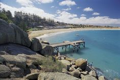 Horsehoe Bay aka Port Elliot beach, South Australia