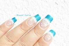 Kreestal nail art