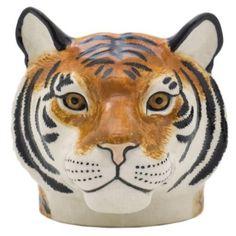 Caille céramique-Tigre-Coquetier