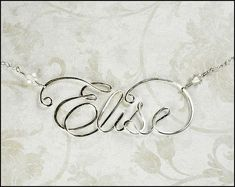 Some of the prettiest wire names I've ever seen. | Craft ~ Your ~ HomeCraft ~ Your ~ Home