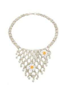 Dicha Decades Daisy necklace
