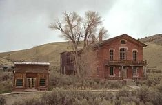 Bannack, MT - Old Ghost Town