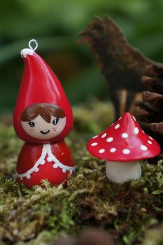 Le Petit Chaperon Rouge by Kimie512, via Flickr