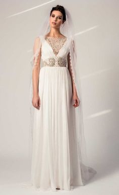 15Y RTW Look 5   Petula Dress   Temperley London -- I don't love this as a wedding dress but a cute, summery evening gown would be perfect for this dress. Hmmm. What color though?