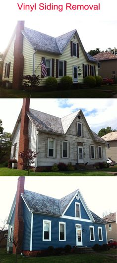 17 Best Painting Vinyl Siding Images House Siding Painting Vinyl