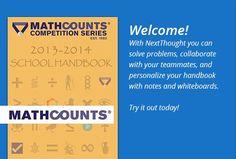 Interactive Materials | MATHCOUNTS