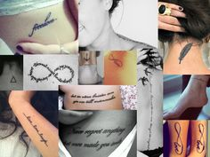 tatoveringer inspiration kvinder