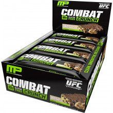 Muscle Pharm has introduced an all new multi-layer baked protein bar! Combat Crunch bars are baked protein bars that are made using a proprietary baking process for superior taste and a softer texture. The bars are packed with of high protein, Full Body Workout Routine, Workout Routines For Women, Ufc, Dumbbell Only Workout, Workout Diet, Week Workout, Workout Protein, Workout Schedule, Workout Plans