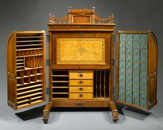 Desks Like This Would Be Great For A Vintage Style Art Studio Storagesteampunk Furniturecampaign