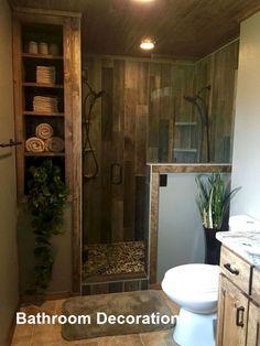 New Bathroom Decoration Ideas #bathroomdecor