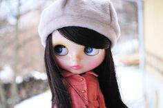 adorable winter coat & hat
