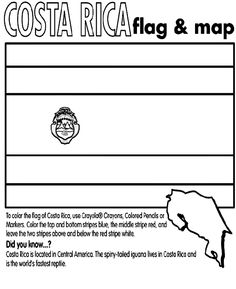 Spanish Countries on Pinterest | Free Coloring Pages ...