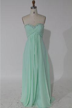 Mint dress / mint party dress by dressestime, $119.99