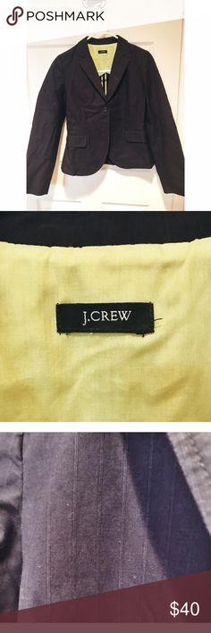 PRICE DROP!! J Crew blue blazer size M J Crew. Blue blazer. Size medium. Barely worn. J. Crew Jackets & Coats Blazers