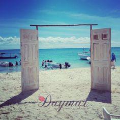 Puertas vintage al Paraiso #partyplanetproductions