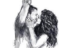 Selu y Lucía. >> InmArcesible