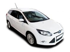 The Ford Focus Diesel Estate #carleasing deal | One of the many cars and vans available to lease from www.carlease.uk.com