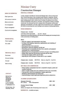 Great References For Resume Template Picture construction manager cv template building industry References For Resume Template. Here is Great References For Resume Template Picture for you. √ How To Create A Reference List Sheet For Job Interview...