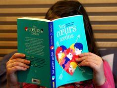Step By Step: Blog d'une maman de famille nombreuse en homeschooling/IEF/école à la maison: Nos cœurs tordus - prix Gulli du roman 2017