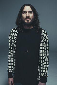 John Frusciante_Photo By Nabil