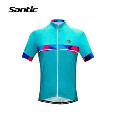SANTIC Breathable Women's Cycling Jersey